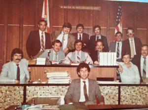 CENTAC 26 à Miami en 1982